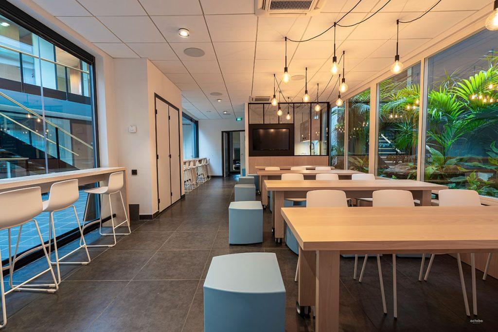 Bureaux à louer design et lumineux
